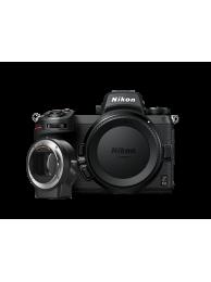 Aparat Foto Mirrorless Nikon Z6 II  24.5MP Video 4K Body si Adaptor FTZ